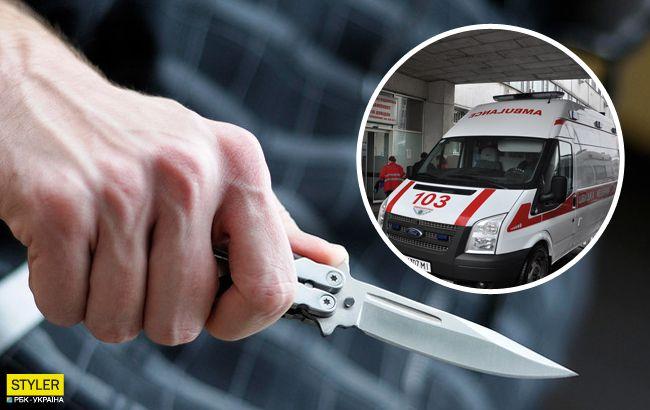 Під Одесою п'яний чоловік встромив ножа у спину племіннику: дитина його обзивала