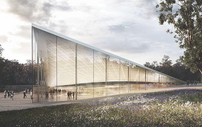 Як буде виглядати Меморіальний центр Голокосту у Києві: з'явилися перші фото