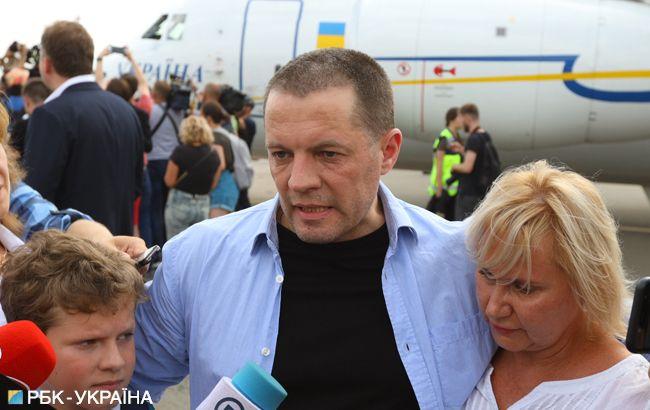 Сущенко заборонили в'їзд до Росії на 20 років