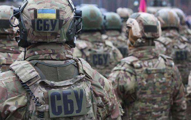 СБУ викрила групу правоохоронців на незаконному стеженні