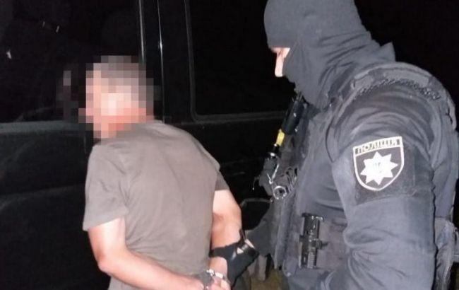 """Правоохоронці затримали бойовика """"ЛНР"""", який мінував мости"""