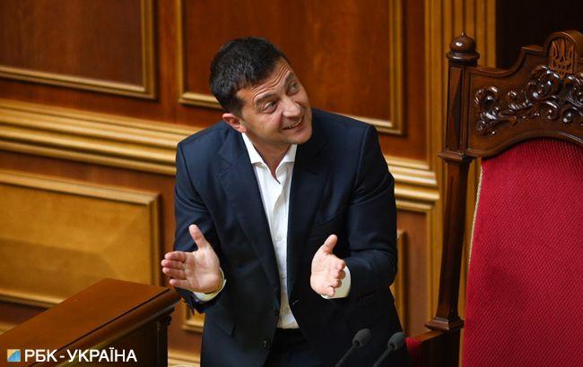Рада прийняла закон Зеленського про викривач корупції за основу