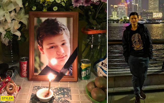 У Китаї хлопчик-українець наклав на себе руки через знущання вчителя