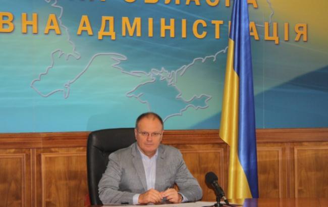 Голова Київської ОДА Володимир Шандра подав у відставку