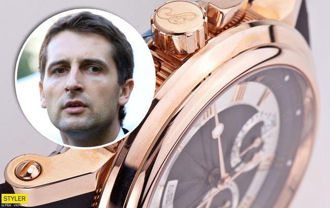 У депутата на Крещатике воры сняли с руки часы по цене квартиры (фото)