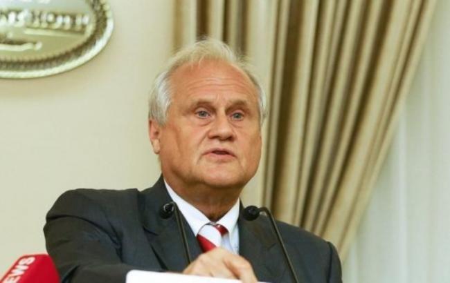 Сайдік назвав дату відведення військ в Петровському і Золотом
