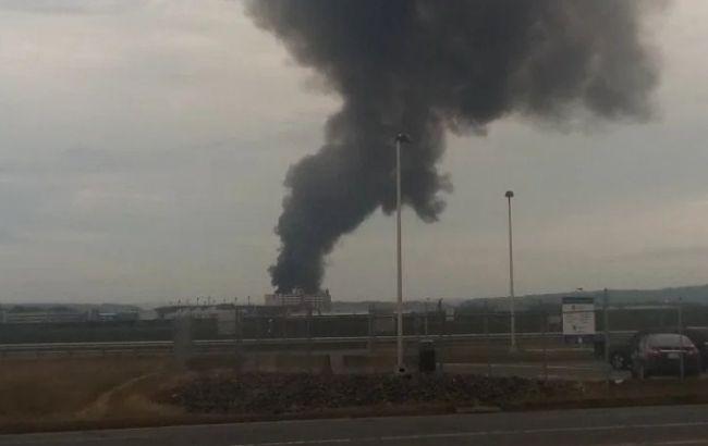 У США бомбардувальник Boeing зазнав аварії