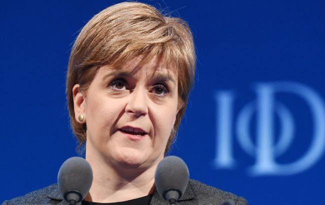 Шотландия вынесет в парламент вопрос о независимости несмотря на отказ Лондона