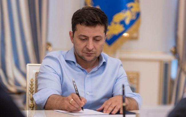 Зеленский подписал закон о перечне запрещенных к приватизации объектов