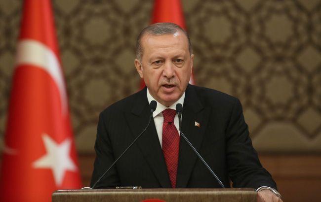 Совместные усилия Турции и США будут способствовать миру в Сирии, - Эрдоган
