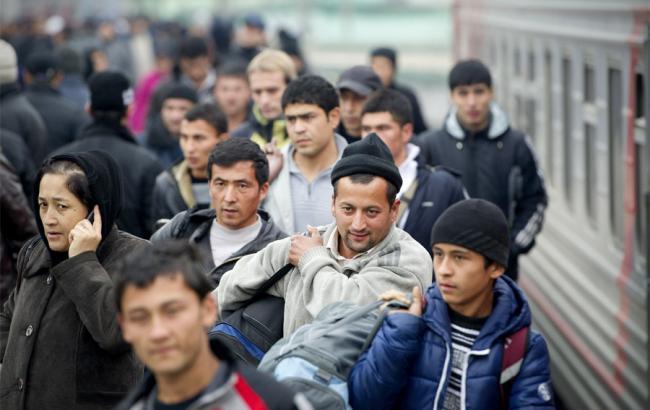Фото: мигранты в Финляндии
