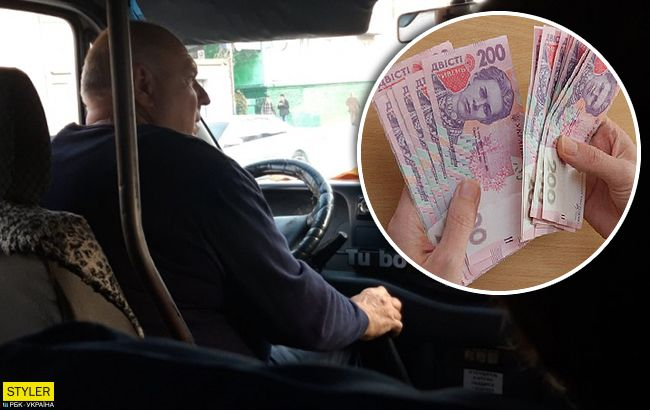 Скандал в маршрутці Запоріжжя: водій мало не викинув жінку з авто