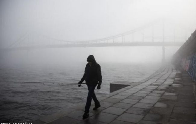 Завтра в Украине ожидаются туманы, температура до +24