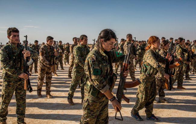 Сирійські курди відводять війська турецького кордону