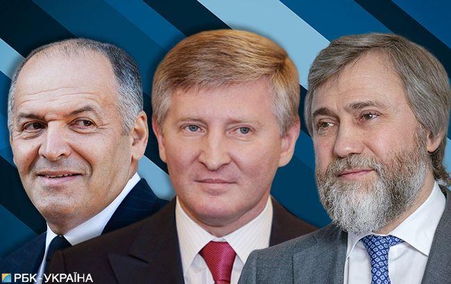 Опубліковано свіжий топ-100 найбагатших українців