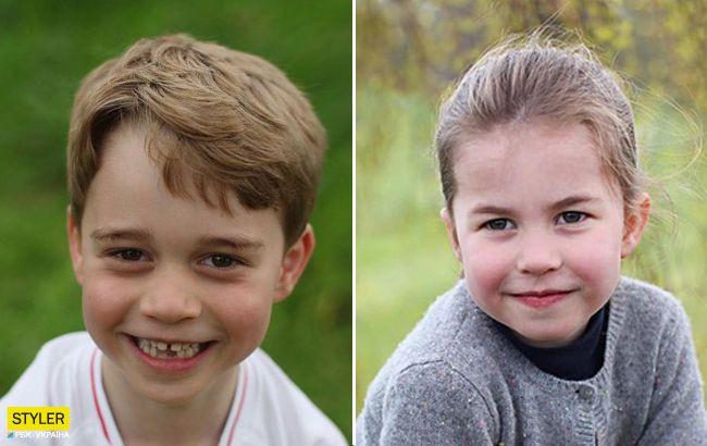Война маленьких герцогов: дети Кейт Миддлтон не ладят друг с другом