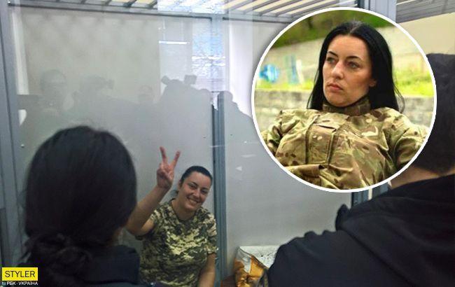 """Зачем эти раздражители? Суд принял решение по делу участницы АТО """"Пумы"""""""