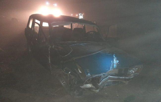 В Одесской области из-за тумана произошло ДТП, есть жертвы