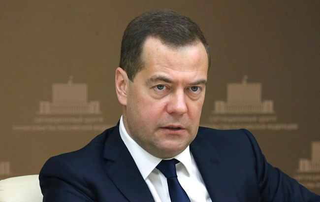 Медведєв: стосунки РФ і ЄС залежать від України