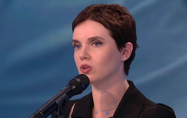 Известная ведущая пришла на эфир к Шустеру с аппаратом для употребления марихуаны (видео)