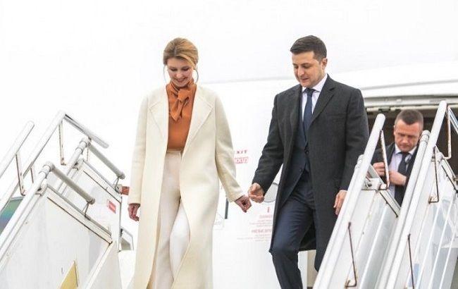 Неймовірна: Олена Зеленська захопила новим елегантним вбранням у світлих тонах