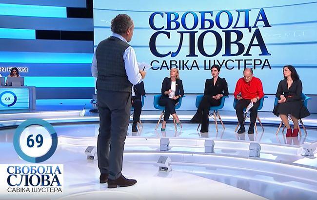 Хочу оставаться в Украине: медсестра с зарплатой 4158 грн растрогала признанием у Шустера