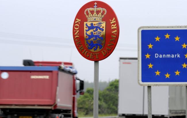 Данія продовжила режим прикордонного контролю з Німеччиною до 23 лютого