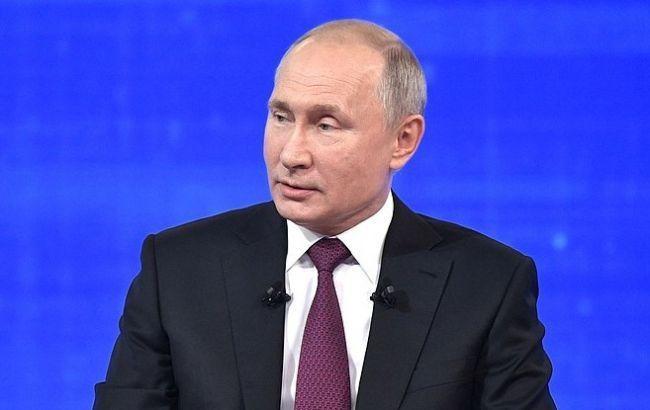 Путін закликав росіян не зациклюватися на темі України