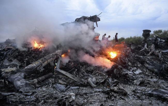 Сьогодні річниця катастрофи малайзійського Boeing 777 на Донбасі