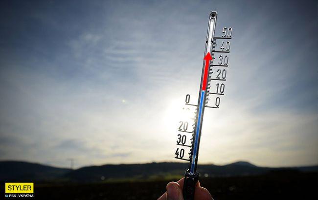 В Украину идет рекордное потепление: синоптики ошарашили прогнозом