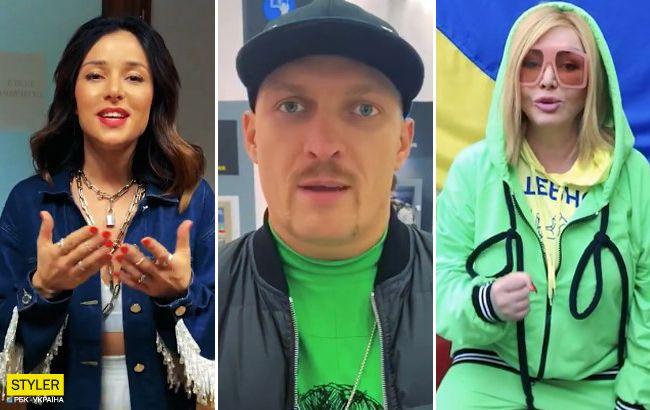 День Вооруженных сил Украины: звезды трогательно поздравили воинов (видео)