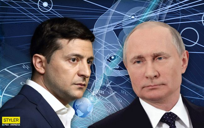 Астролог рассказал, чем закончится встреча Зеленского с Путиным