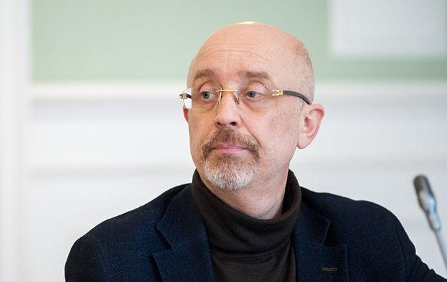 """Резников: """"формула Штайнмайера"""" прописана в законе о статусе Донбасса"""