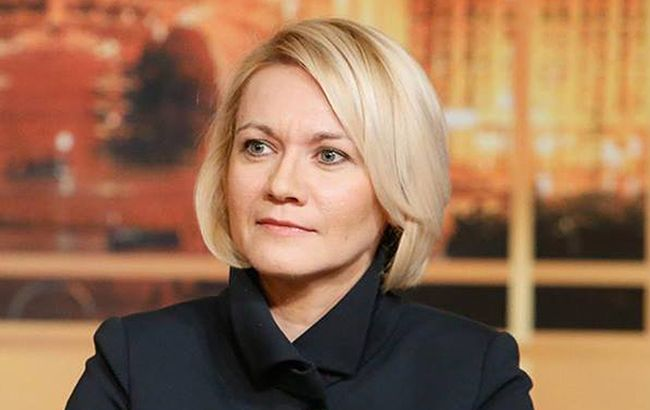 Претендент на віце-прем'єра Ольга Бєлькова: Я готова працювати з тими, хто, принаймні, не здійснив великих злочинів