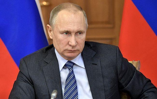 Путін відреагував на заяву Зеленського про звільнення Освенцима українцями