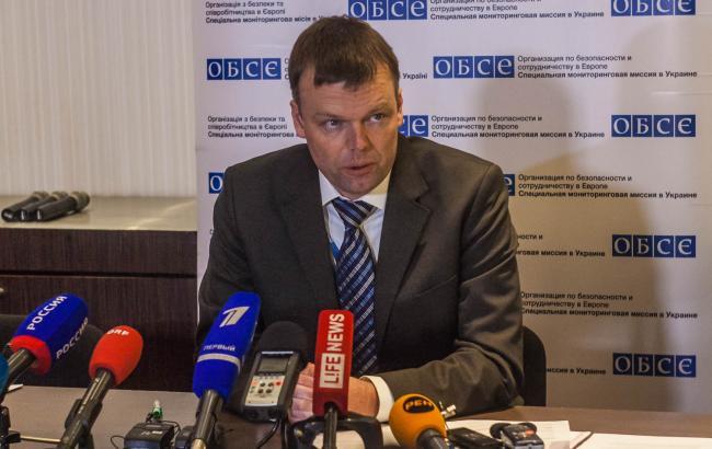 В СММ ОБСЄ шоковані зростанням рівня насилля на сході України