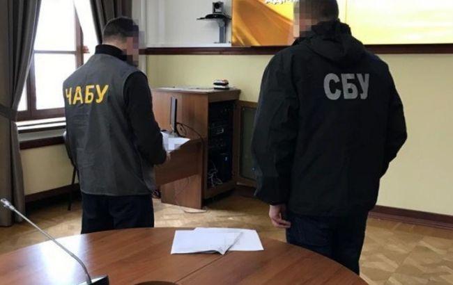 СБУ розповіла деталі обшуків в Адміністрації морських портів України