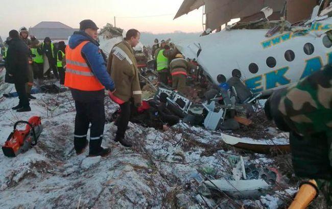В Казахстане отменили рейсы авиакомпании Bek Air после катастрофы