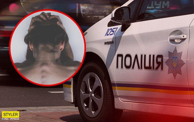 В Киеве орудует опасный насильник: полиция просит о помощи (фото)