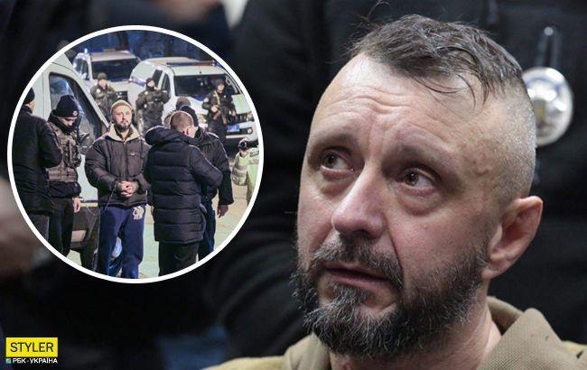 Убийство Шеремета: всплыли важные документы про Антоненко (видео)