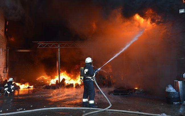 С начала года более 100 человек в Украине погибли из-за пожаров