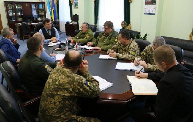 В Херсонской области готовят проект территориальной обороны