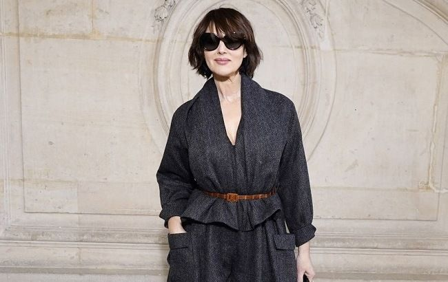 Моніка Беллуччі, Ума Турман, Наталія Водянова і інші: найбільш яскравіші образи зірок на показі Dior