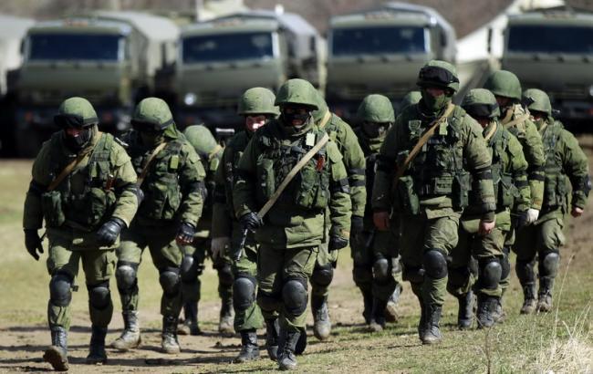 Розвідка озвучила втрати російських солдатів на Донбасі за минулий рік