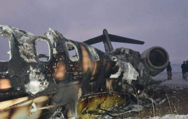 В Іраку розбився військовий літак, - El Nashra