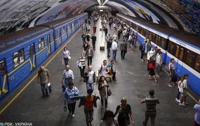 В Киеве закрывают метро: появились пугающие кадры из подземки
