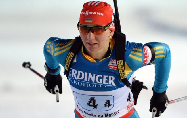 Українка Підгрушна перемогла на етапі Кубка світу з біатлону у Канаді