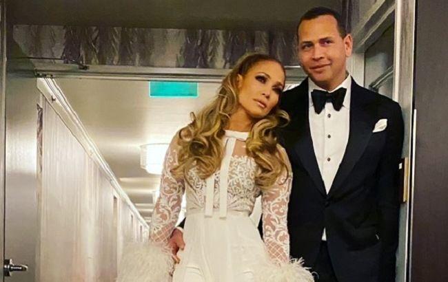 Весільний переполох: всі подробиці майбутнього одруження Дженніфер Лопес і Алекса Родрігеса