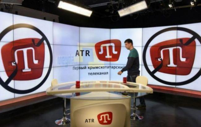 Телеканал АТR заявил, что с 14 февраля может прекратить вещание на оккупированный Крым