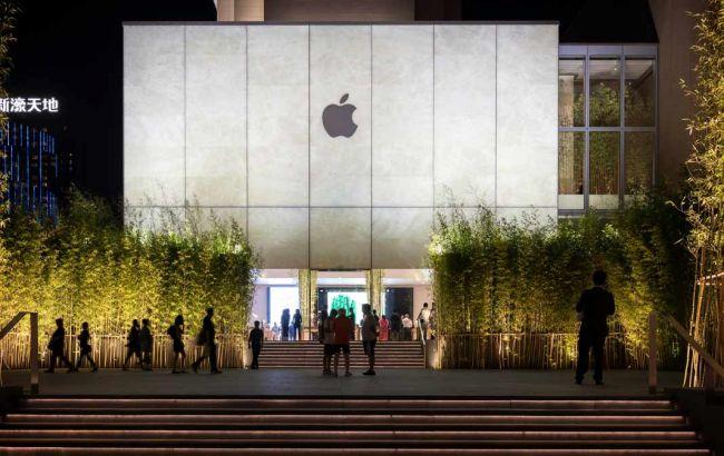 Apple откроет в Пекине часть закрытых из-за коронавируса магазинов